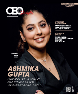 Ashmika Gupta: Crafting Fine Jewellery As A Symbol Of Self Expression To The Youth
